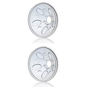 Combo 2 màng massage silicone cho máy hút sữa Unimom Allegro - Minuet - Forte - Kpop - Mezzo