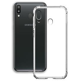 Ốp Lưng Chống Sốc cho điện thoại Samsung Galaxy M20 - Dẻo Trong - Hàng Chính Hãng