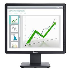 Màn Hình Dell E1715S 17inch HD 5ms 60Hz TN - Hàng Chính Hãng