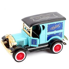 Tuyển tập xe đồ chơi mô hình ô tô kim loại KAVY chạy cót có led phát sáng, nhiều loại mẫu  (màu ngẫu nhiên)