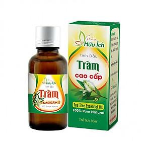 Tinh dầu tràm cao cấp ngừa ho sổ mũi , côn trùng cắn cho bé