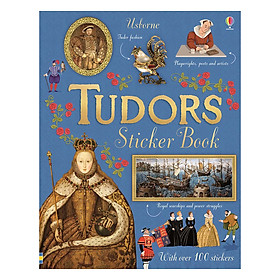 Usborne Tudors Sticker Book