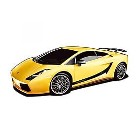 Xe điều khiển 1:24 Lamborghini Superleggera RASTAR R26300/YEL
