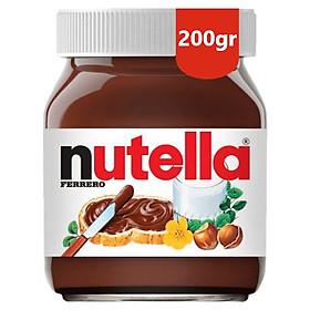 Bơ hạt phỉ phết Cacao Nutella hủ nhựa 200gr