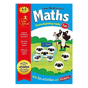 Leap Ahead: 4-5 Years Maths