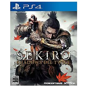 Đĩa Game Sekiro : Shadows Die Twice Cho Playstation 4 - Hàng nhập khẩu