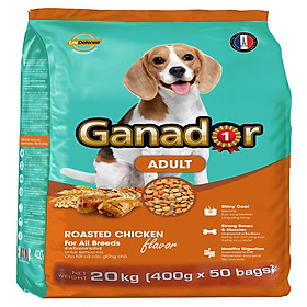 Thức ăn hạt cho Chó- Ganador Adult / Ganador Puppy