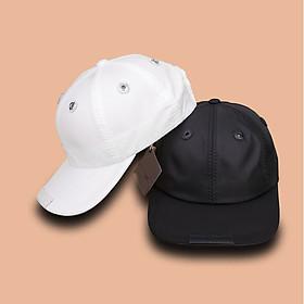 Combo 2 nón kết sơn, mũ cặp, nón cặp sò lốc xoáy màu trắng và đen hàng mới nhập - NC516