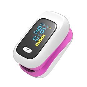Finger Pulse Oximeter SpO2 PR OLED Oximetro Dedo Heart Rate Monitor