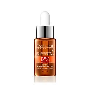 Serum Vitamin C Youth Activator ban đêm Eveline 18ml