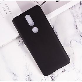 Ốp Lưng Dẻo Mỏng Đen Cho Nokia 2.4