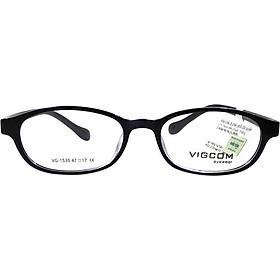 Gọng Kính Em Bé Vigcom VG1530 K7 (52/19/140) - Đen