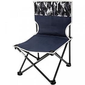 Ghế gấp gọn - Ghế dã ngoại - Ghế vải dã ngoại gấp gọn - màu ngẫu nhiên
