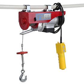 Tời điện treo PA400 (200/400kg) màu đỏ