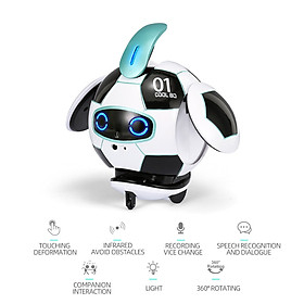 FX-J01 Smart Robot Toys Smart Interactive Robot Gesture Control Gift for Boys Girls Kids