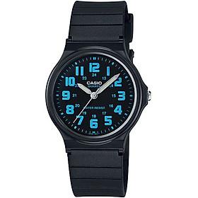 Hình đại diện sản phẩm Đồng hồ unisex dây nhựa Casio MQ-71-2BDF