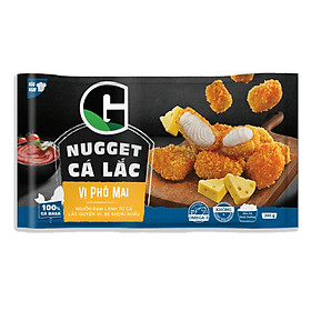 Nugget cá lắc vị phô mai G-Kitchen - 300gr