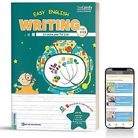 Sách - Easy English Writing For Kid – Bé Khám Phá Thế Giới - MCBooks