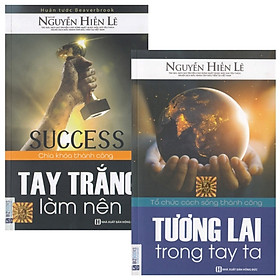 Combo Nguyễn Hiến Lê (Bộ 2 Cuốn)