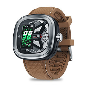 JY Zeblaze Hybrid 2 Dual Smartwatch Heart Rate Blood Pressure Health Monitor 50M Waterproof Exercise Tracking Smart Watch Men