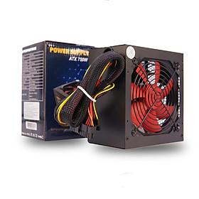 Nguồn máy tính VSP 750W (4+4pin)  cung cấp cho chiếc máy tính của bạn nguồn năng lượng ổn định, không bị quá tải, sai dòng hay vượt công suất