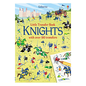 Little Transfer Book Knights - Little Transfer Books