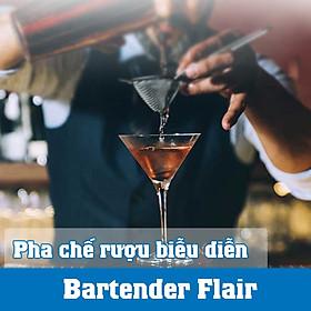 Khóa Học Pha Chế Rượu Biễu Diễn-Bartender Flair