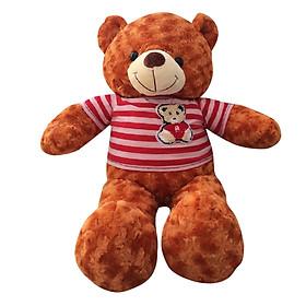 Gấu Bông Teddy ICHIGO (60cm) - Cam