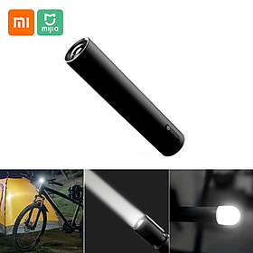 Xiaomi Youpin BEEBEST Aluminium Alloy 5 Models Zoomable Flashlight Night 365m Mini Bike Flash Light 1000LM