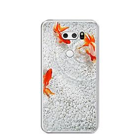 Ốp lưng dẻo cho điện thoại LG V30 -0233 CAKOI02 - Hàng Chính Hãng