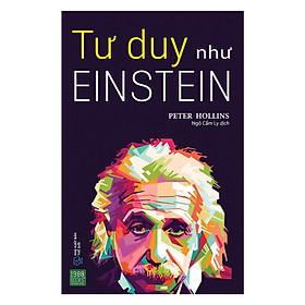 Tư Duy Như Einstein ( Quà Tặng: Cây Viết Kute' )