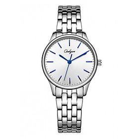 Đồng hồ Onlyou Nữ 83000LA Dây Thép Không Gỉ 29mm