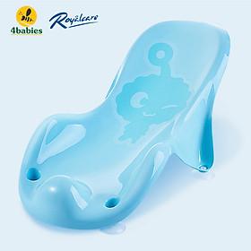 Ghế nằm tắm chống trơn trượt cho bé Royalcare TH309 - tặng đồ chơi tắm 2 món