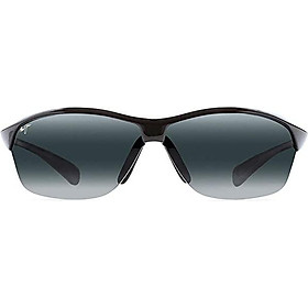 Maui Jim Sunglasses | Hot Sands 426 | Rimless Frame, Polarized Lenses, with Patented PolarizedPlus2 Lens Technology