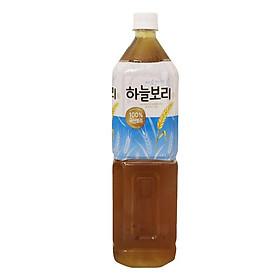 Nước Trà Lúa Mạch Woongjin Hàn Quốc (1.5L/Chai)