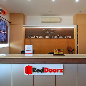 Khách Sạn RedDoorz Plus Đường Trần Phú, TP Vũng Tàu