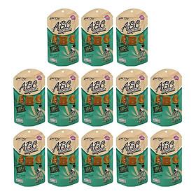 Lốc 13 Gói Bánh Quy Mặn Maitri ABC 25g