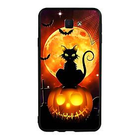 Hình đại diện sản phẩm Ốp lưng Halloween viền TPU cho điện thoại Samsung Galaxy J7 Prime - Mẫu 05