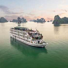 Hương Hải Sealife Cruise 4* Hạ Long - 3N2Đ Khám...