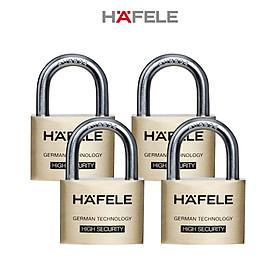 Bộ 4 ổ khoá Keyed Alike Hafele - 482.01.976 (Hàng chính hãng)