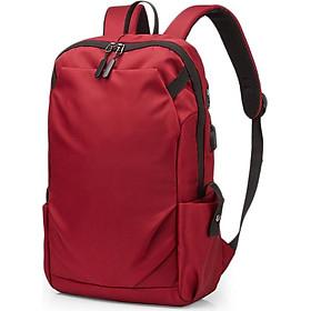 Balo vải nam nữ balo đi học,balo đựng laptop 14 inch thời trang  TX 9138