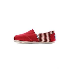 Giày Vải Nam TS71 - Đỏ (Size 45)