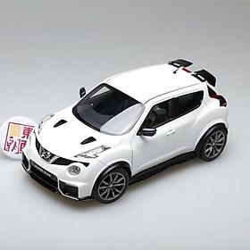 Xe Mô Hình Nissan Juke R 2.0 (White) 1:18 Autoart - 77456 (Trắng)