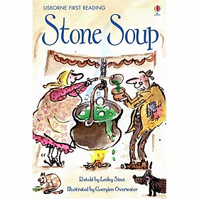 Usborne First Reading Level Two: Stone Soup