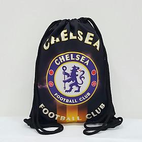 Balo dây rút Football TROY FB in logo câu lạc bộ Chelsea