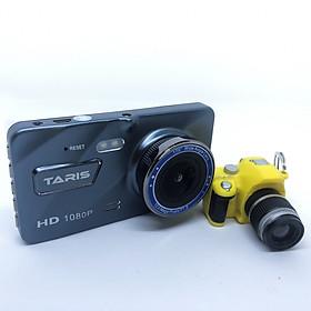 Camera hành trình Ô tô tự lắp dễ dàng Taris TC7 - Thương hiệu Việt -  chính hãng - Full HD 1080p - cảnh báo va chạm - Gsensor - ghi hình ngược sáng - thẻ nhớ 32BG
