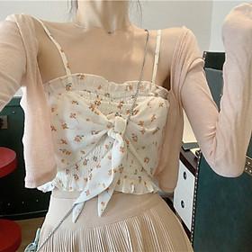 Fashion floral Tank Tops