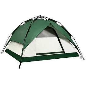 Lều cắm trại 4 người ( Màu Ngẫu Nhiên )