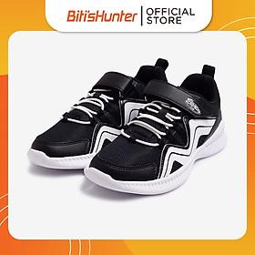 Giày Thể Thao Lưới Dệt Trẻ Em Biti's DSB136600DEN (Đen)