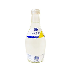 Nước giải khát có ga vị Chanh hiệu Souroti - 250ml